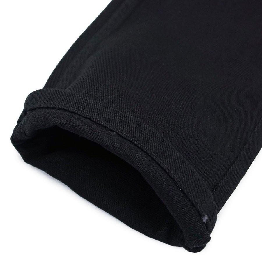 AFENDS アフェンズ サーフ メンズ デニムパンツ ジーパン Gパン ブラック 黒 DEADBEAT SLIM FIT DENIM PANT