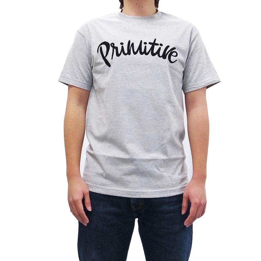 PRIMITIVE プリミティブ DUSTY TEE S/S 3色 半袖Tシャツ カットソー カットソー 黒 ブラック グレー ネイビー