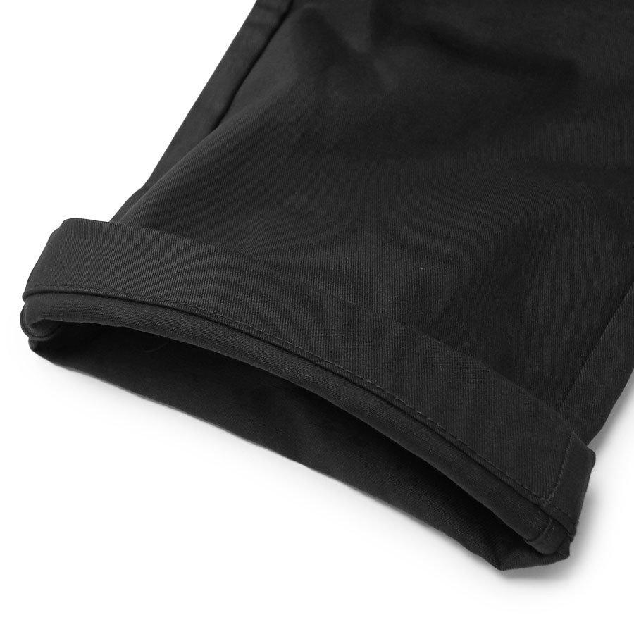 AFENDS アフェンズ サーフ SUPPLY CHINO PANT チノパン ストレート BLACK ブラック 黒