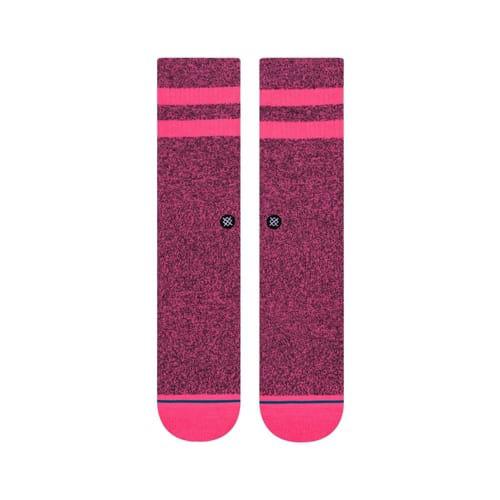 STANCE SOCKS MENS 靴下 スタンス ハイソックス メンズ スケート JOVEN SOCKS PINK BLACK ピンク