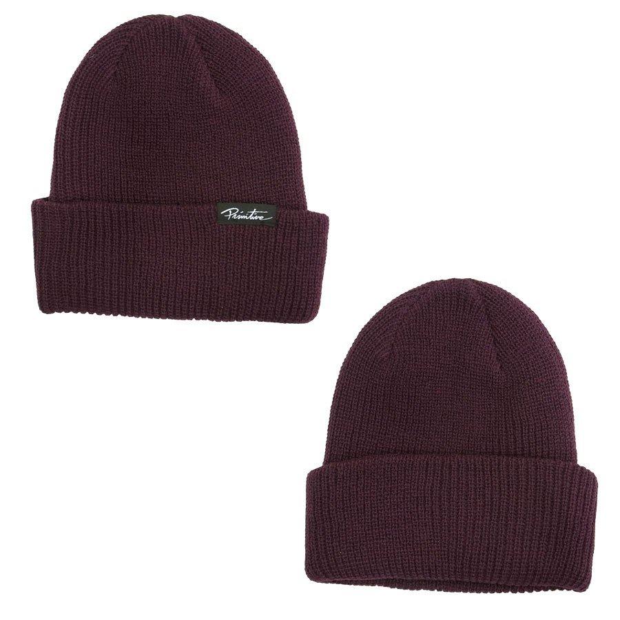 PRIMITIVE プリミティブ JAANIE FOLDER BEANIE 3色 キャップ ニット 帽子 CAP ビーニー 年末セール