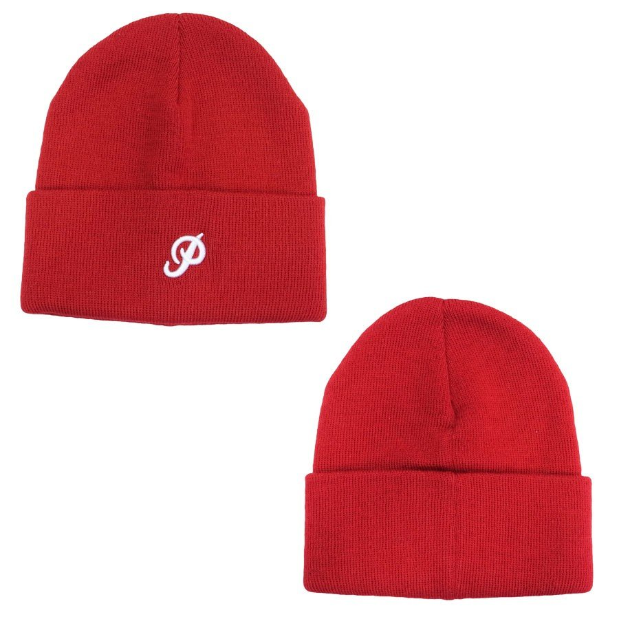PRIMITIVE プリミティブ MINI CLASSIC P BEANIE 3色 キャップ ニット 帽子 CAP ビーニー