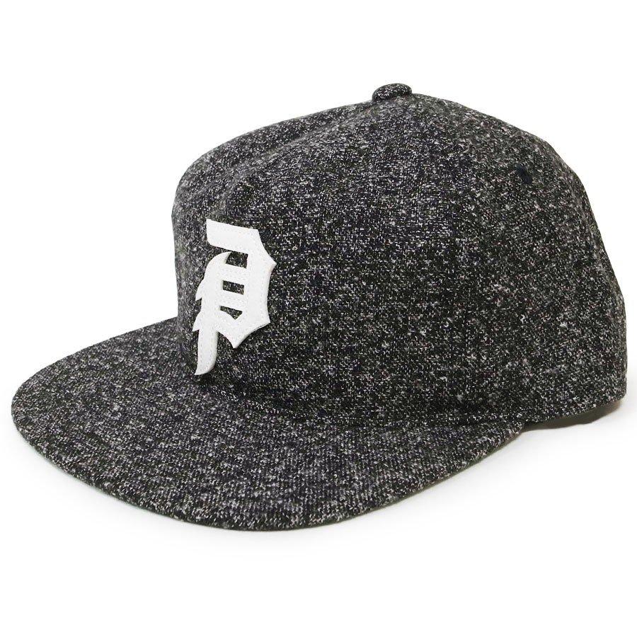 PRIMITIVE プリミティブ DIRTY P SNAPBACK 2色 キャップ スナップバック 帽子 CAP