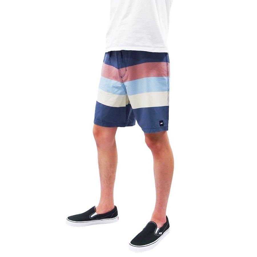 BANKS バンクス メンズ ボードショーツ 水着 海パン ショートパンツ ショーツ COVE BOARD SHORT PANT