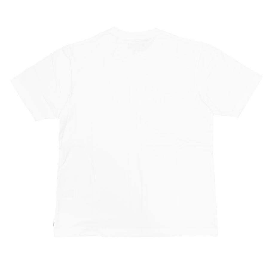 BANKS バンクス メンズ レディース ユニセックス 半袖Tシャツ カットソー オーガニックコットン GROVE ホワイト 白