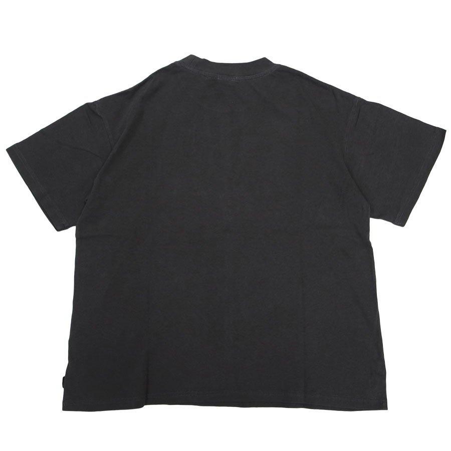 TCSS DIVISION S/S TEE メンズ レディーズ ユニセックス Tシャツ カットソー ブラック 黒