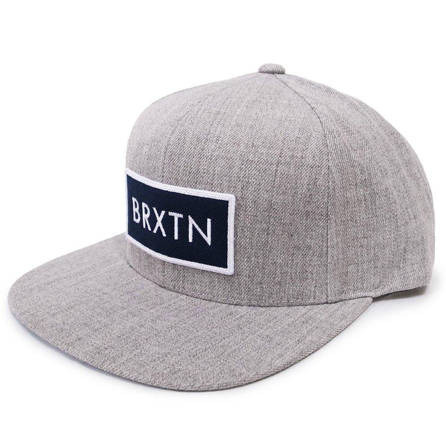 BRIXTON ブリクストン キャップ 帽子 RIFT SNAPBACK 4色