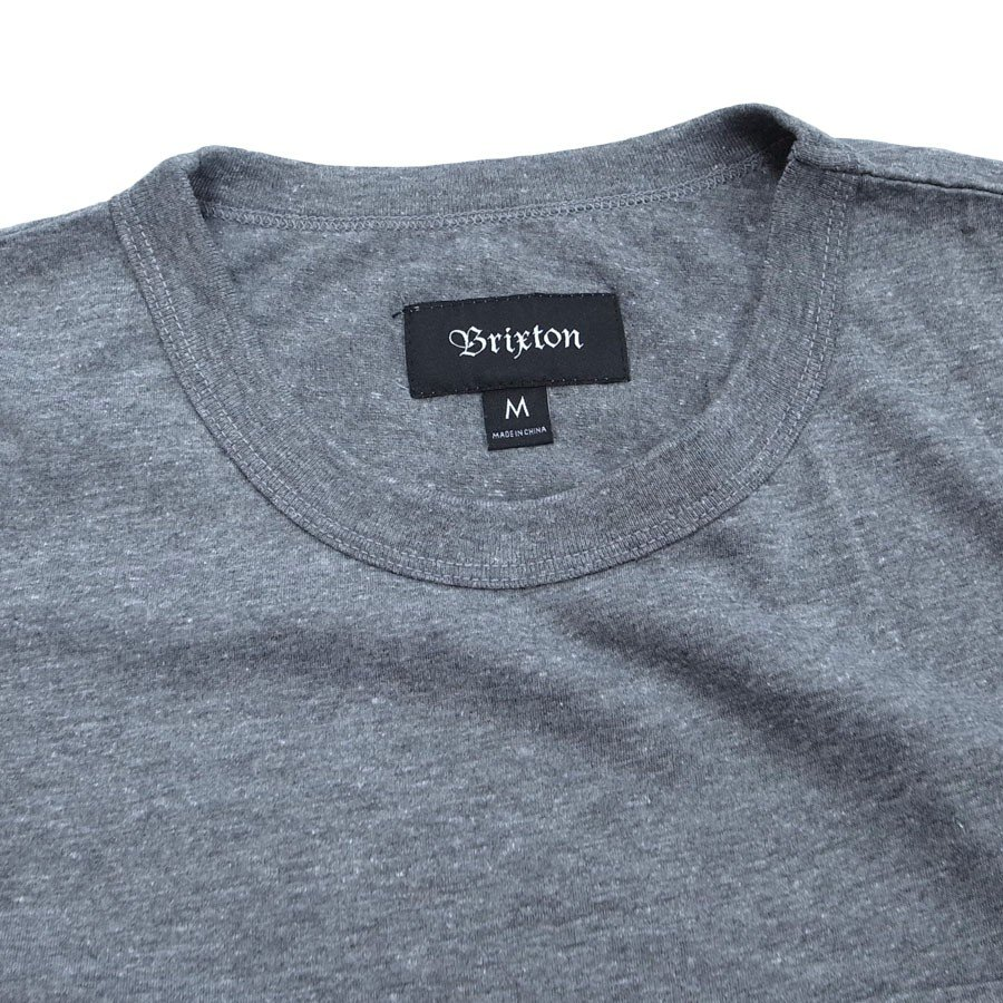 BRIXTON ブリクストン Tシャツ カットソー ポケット POGUE POCKET TEE 2色