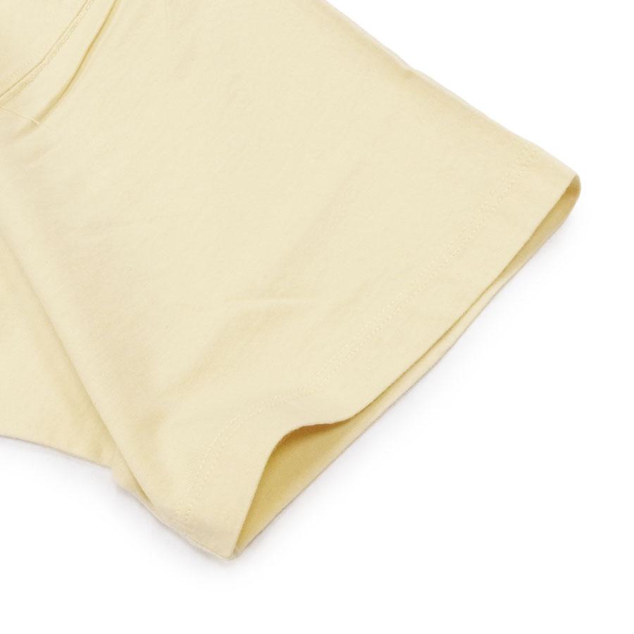BANKS バンクス メンズ レディース ユニセックス 半袖Tシャツ カットソー オーガニックコットン LABEL TEE ブラウン ブルー パープル グリーン イエロー 青 紫 緑 黄色