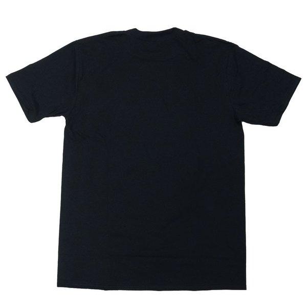 LEON レオン KARSSEN BOX CAT TEE 半袖Tシャツ カットソー メンズ レディース ユニセックス ネコ 猫 ブラック 黒