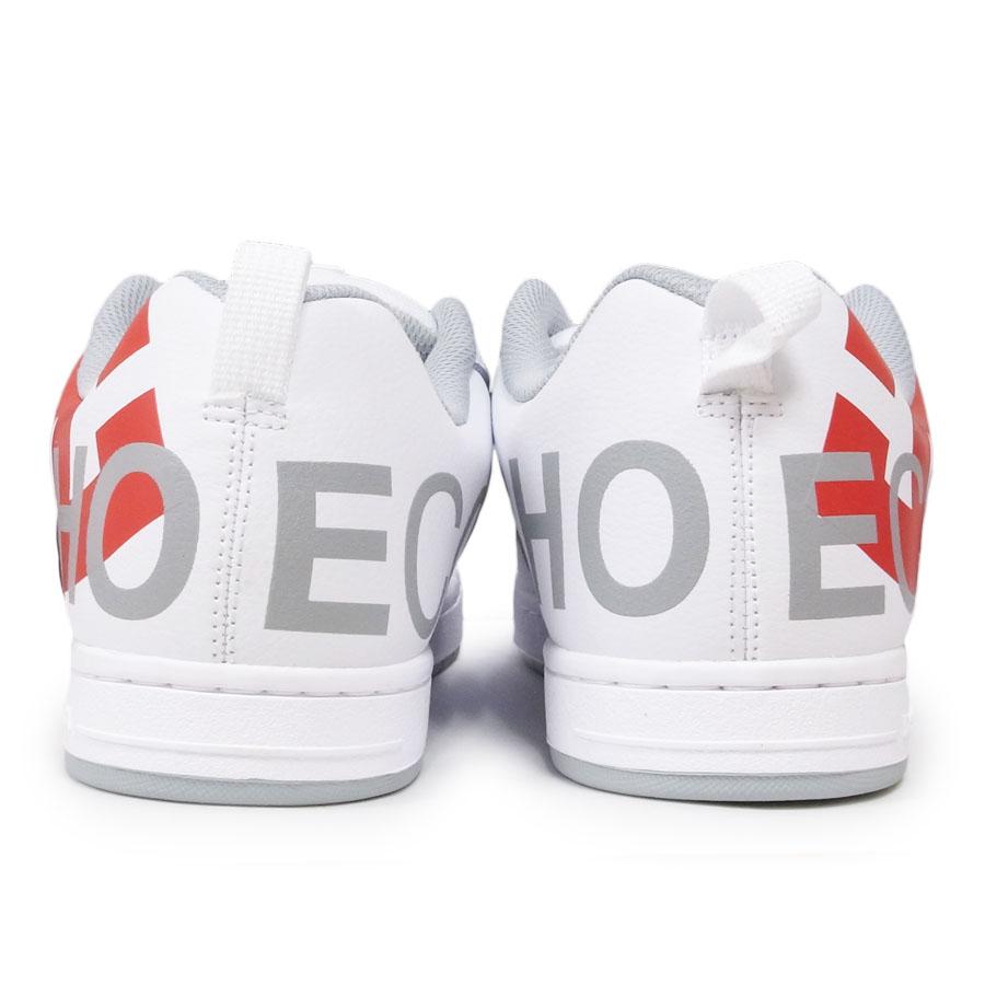DC SHOE シューズ スニーカー スケート 靴 COURT GRAFFIK SE BLACK ホワイト 白