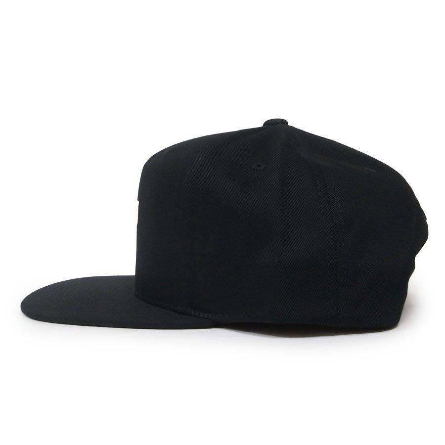 BRIXTON ブリクストン キャップ 帽子 FORTE VI MP 2色 ブラック 黒 ライトグレー