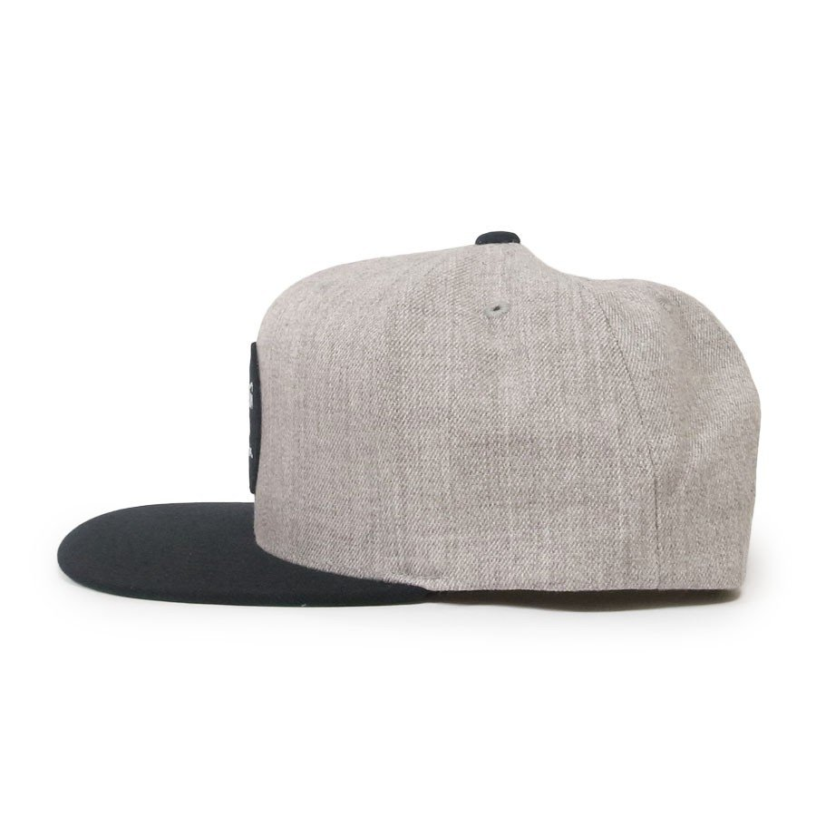BRIXTON ブリクストン キャップ 帽子 WHEELER SNAPBACK グレー ブラック 黒 ブルー ブルー レッド