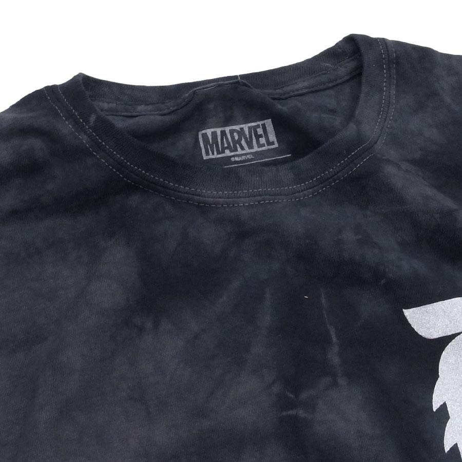 PRIMITIVE プリミティブ ドゥーム MARVEL マーベルコミック PJ DOOM L/S TEE 長袖Tシャツ カットソー 黒 ブラック