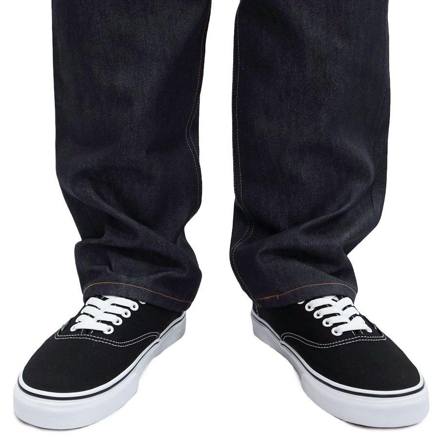 VANS スニーカー バンズ ヴァンズ オーセンティック シューズ AUTHENTIC BLACK ブラック 黒