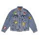 LEVI'S リーバイス スーパーマリオ MARIO トラッカージャケット デニムジャケット ジージャン Gジャン THE TRUCKER JACKET メンズ レディース