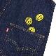 LEVI'S リーバイス スーパーマリオ MARIO ジーンズ デニムパンツ ジーパン Gパン OVERALL オーバーオール メンズ レディース