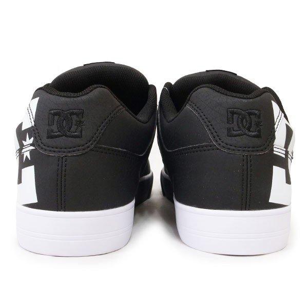 DC SHOE シューズ スニーカー スケート 靴 PURE SE SN BLACK 黒 ブラック
