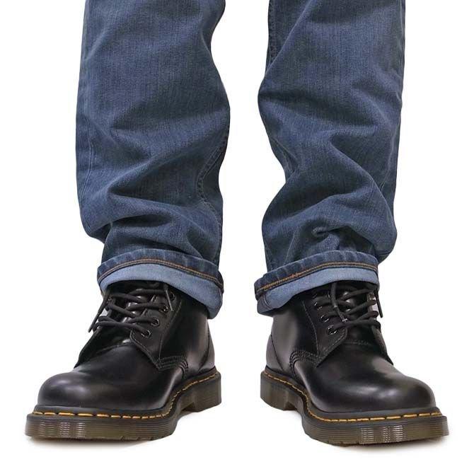 DR.MARTENS ドクターマーチン ワークブーツ メンズ レディース ユニセックス 1460 8EYE BOOT BLACK ブラック 黒