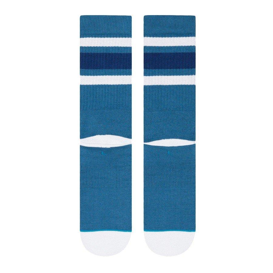 STANCE SOCKS MENS 靴下 スタンス ハイソックス メンズ スケート BOYD 4 SOCKS INDIGO ブルー 青