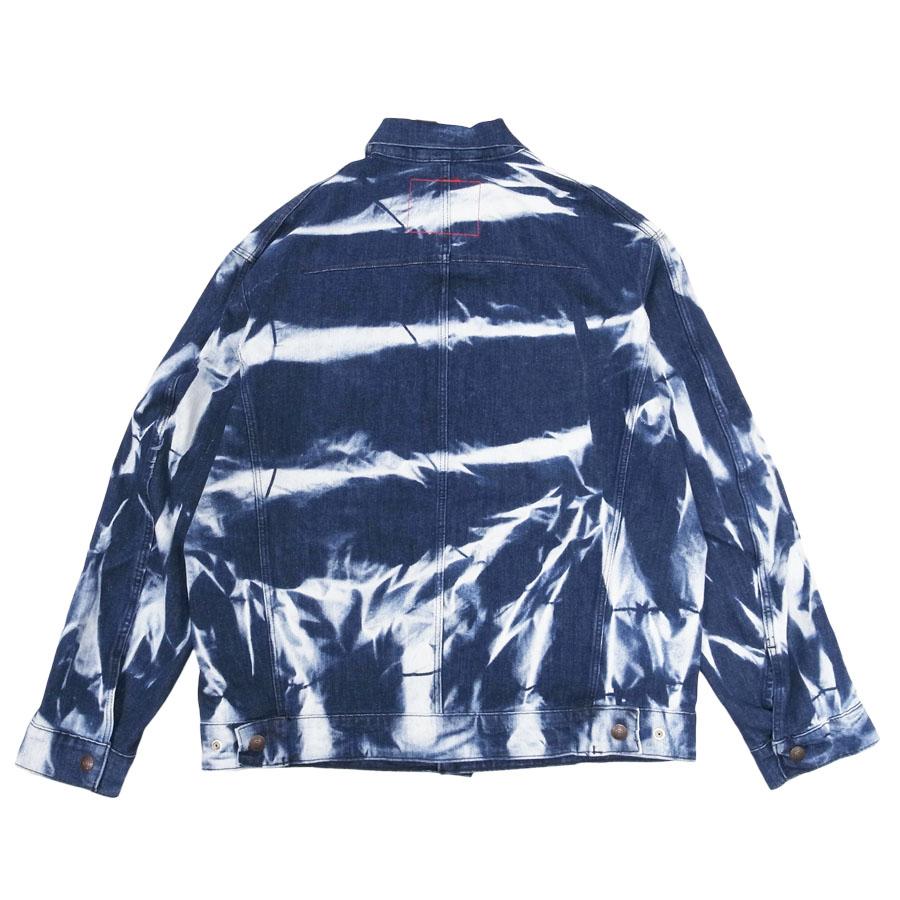 LEVI'S リーバイス トラッカージャケット デニムジャケット ジージャン Gジャン LEJ WAVE CLUB 総柄
