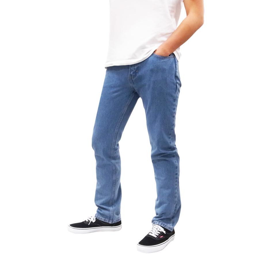 LEVI'S ACTION SPORTS リーバイス ジーンズ デニムパンツ SKATE 511 SLIM FIT DENIM PANT SHAST ブルー 青