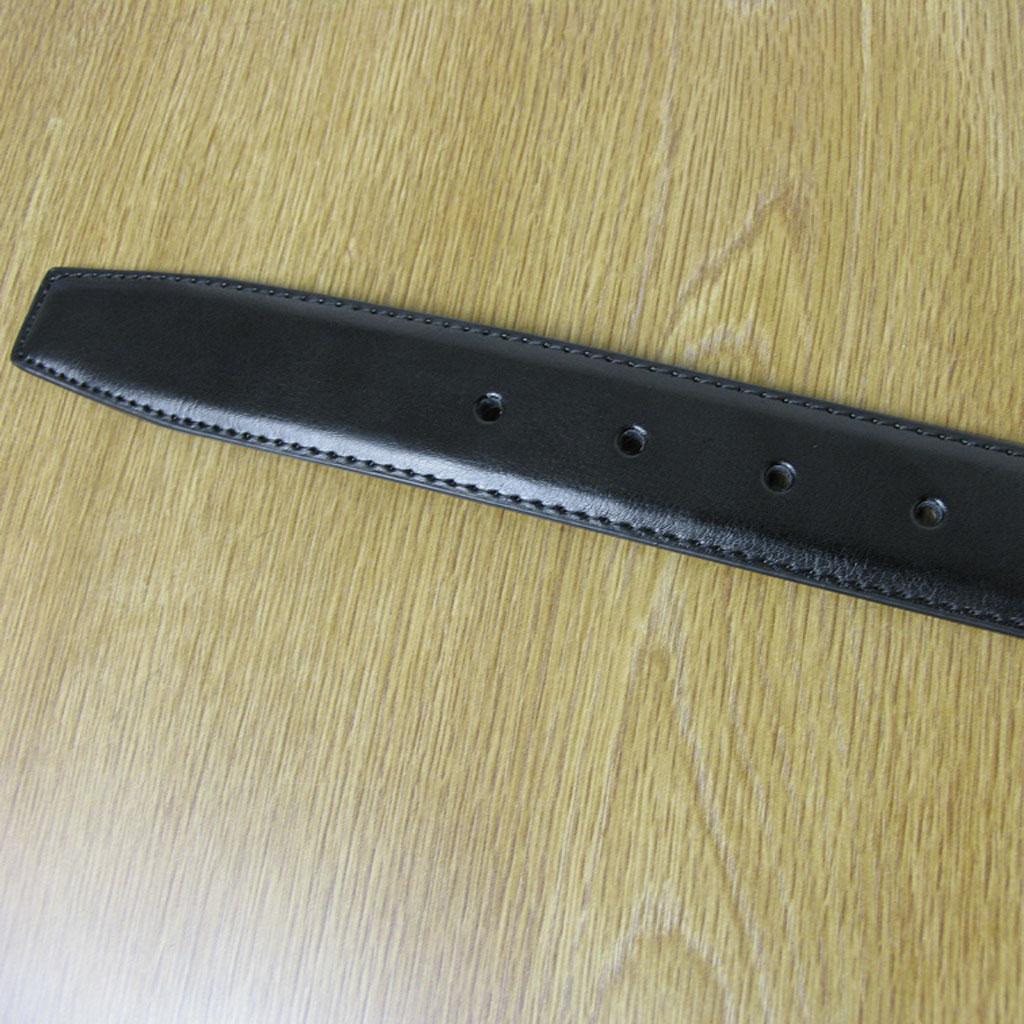 KIETH 牛革ベルト ブラック フリーサイズ ロングサイズ 8719