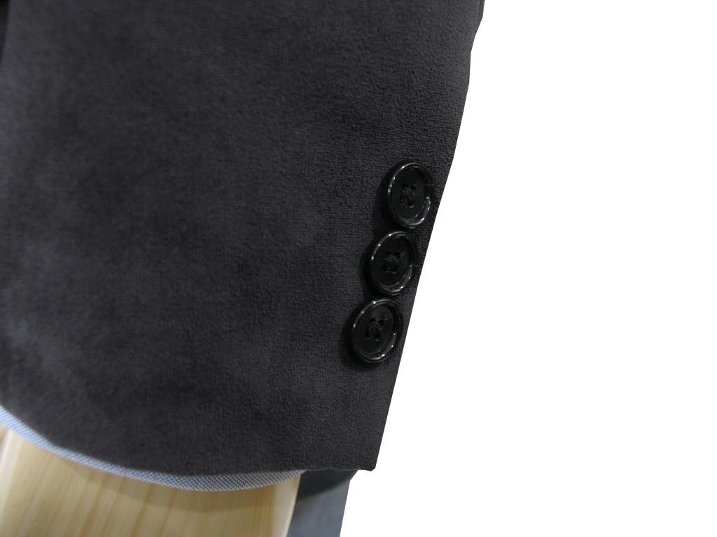 Dady Costa ジャケット メンズ 秋冬春 2つボタン ブルッシュグレー 2322 AB7 BB6