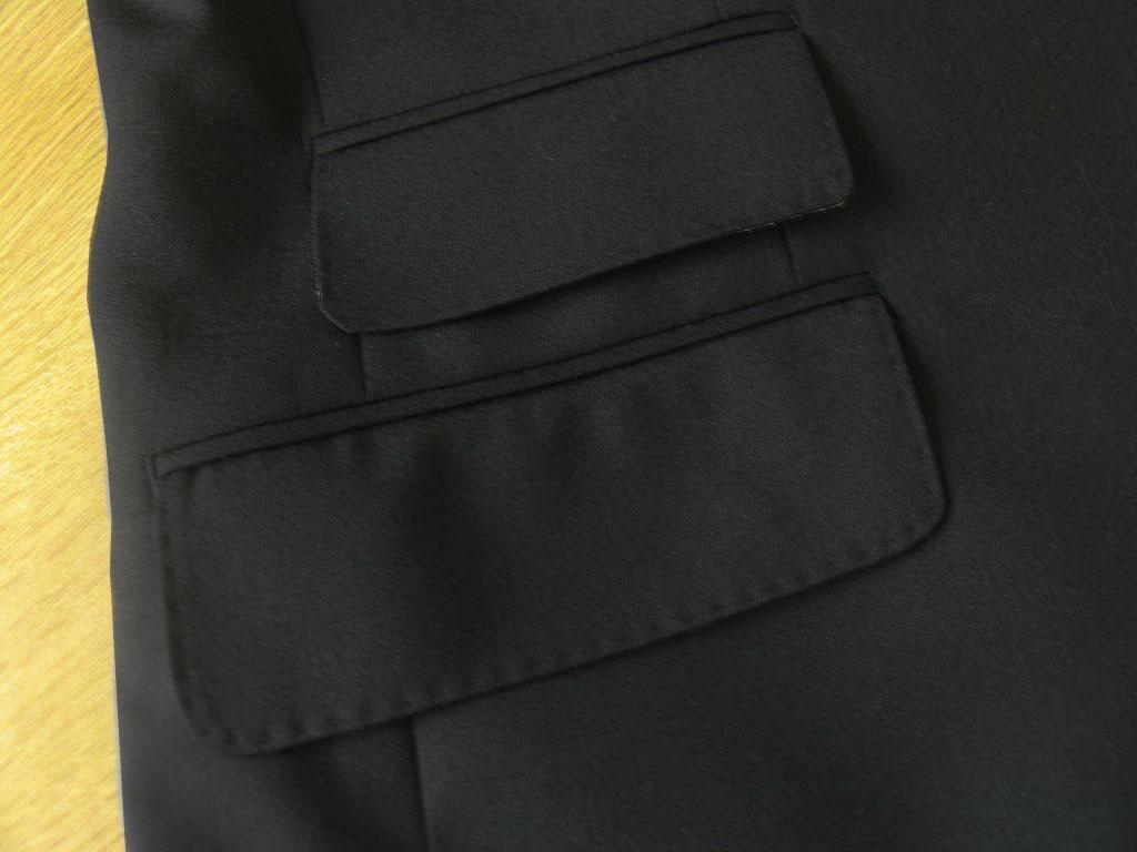 春夏 紺ブレザー 段返り3つボタン 英国調 銀ボタン OXFORD CLASSIC 【チェンジポケット付】【ウール100%】 メンズ ジャケット 0288  A4 A5 A6 A7 A8 AB4 AB5 AB6 AB7 BB4 BB6 BB7 BB8