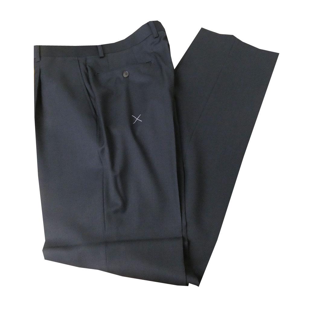 PretaPorter(プレタポルテ)シングルスーツ メンズ 秋冬春 2つボタン 3688 ネイビー A5