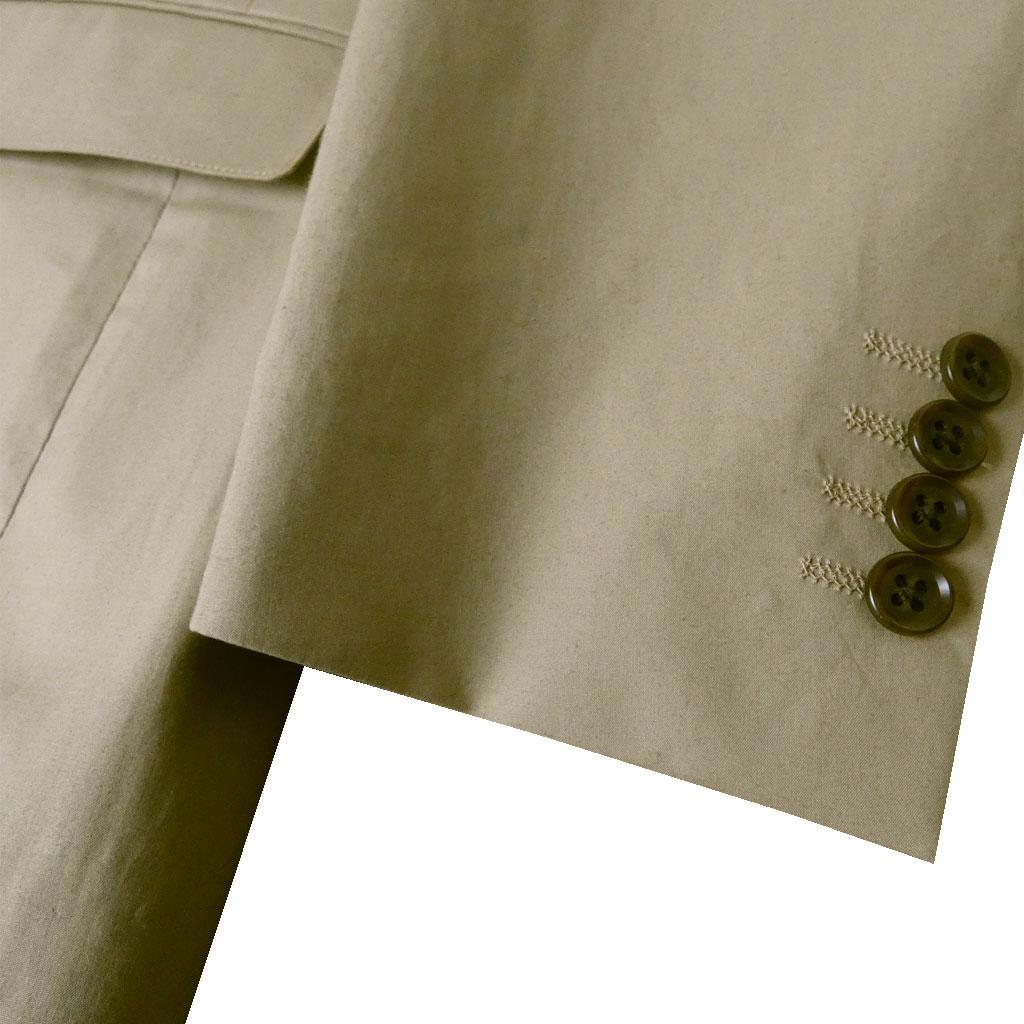 【キングサイズ】 OXFORD CLASSIC(オックスフォードクラシック) コットンジャケット メンズ 春夏秋 ベージュ系 4352 E4 E5 E7 E8