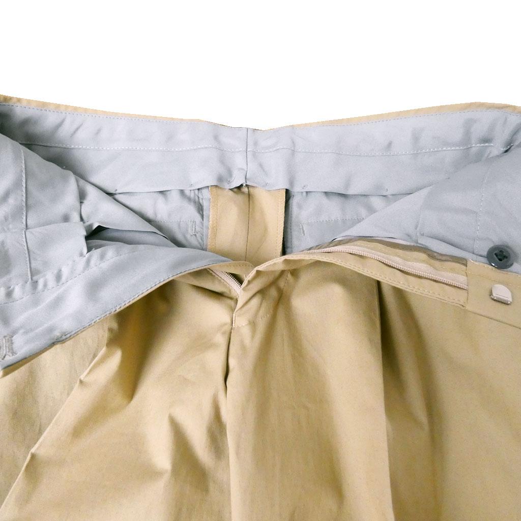 OXFORD CLASSIC(オックスフォードクラシック) コットンパンツ メンズ 春夏秋 ストレッチ ワンタック 4352 ベージュ系 76cm 78cm 80cm 82cm 84cm 88cm 94cm 96cm 98cm 100cm 102cm 104cm 106cm