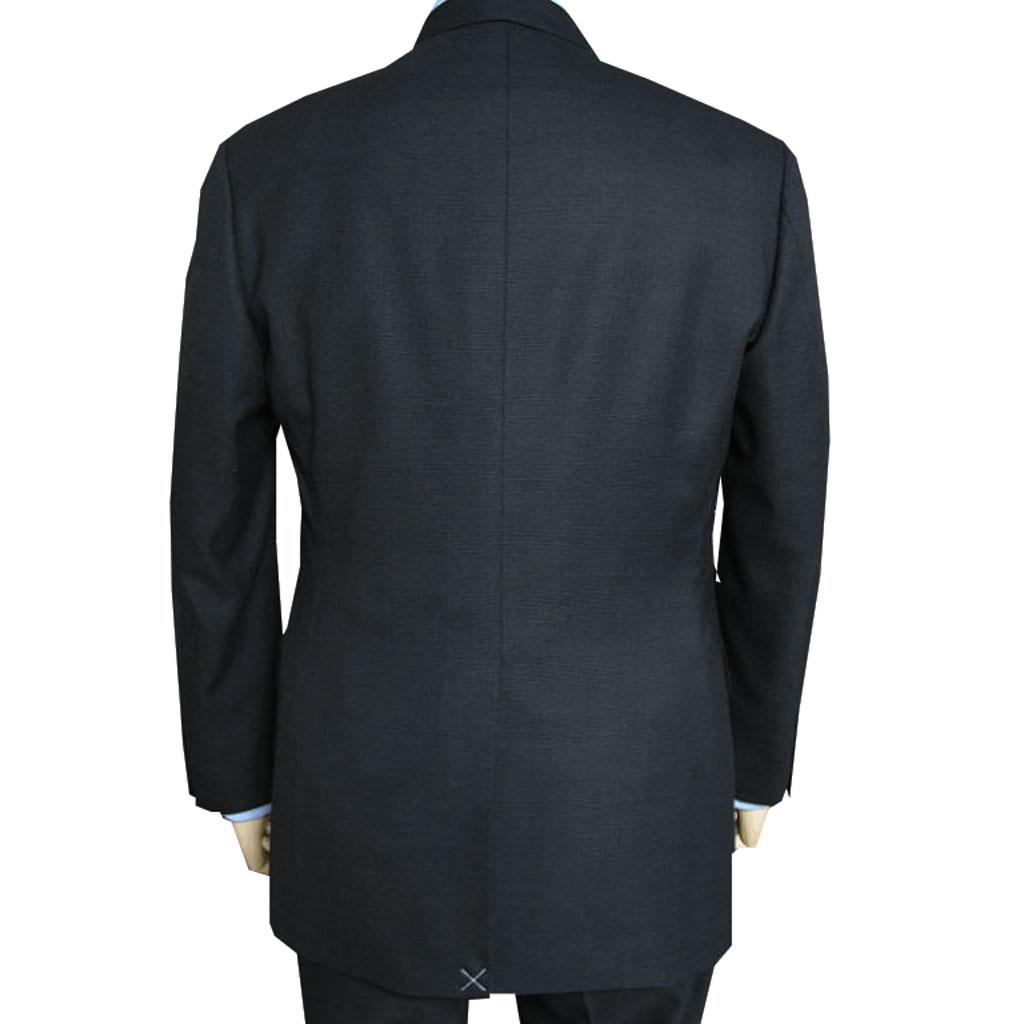J.PRESS(ジェイプレス) スーツ メンズ 秋冬春 2つボタン チャコールグレー グレンチェック 304 A6 AB5 AB6 AB7