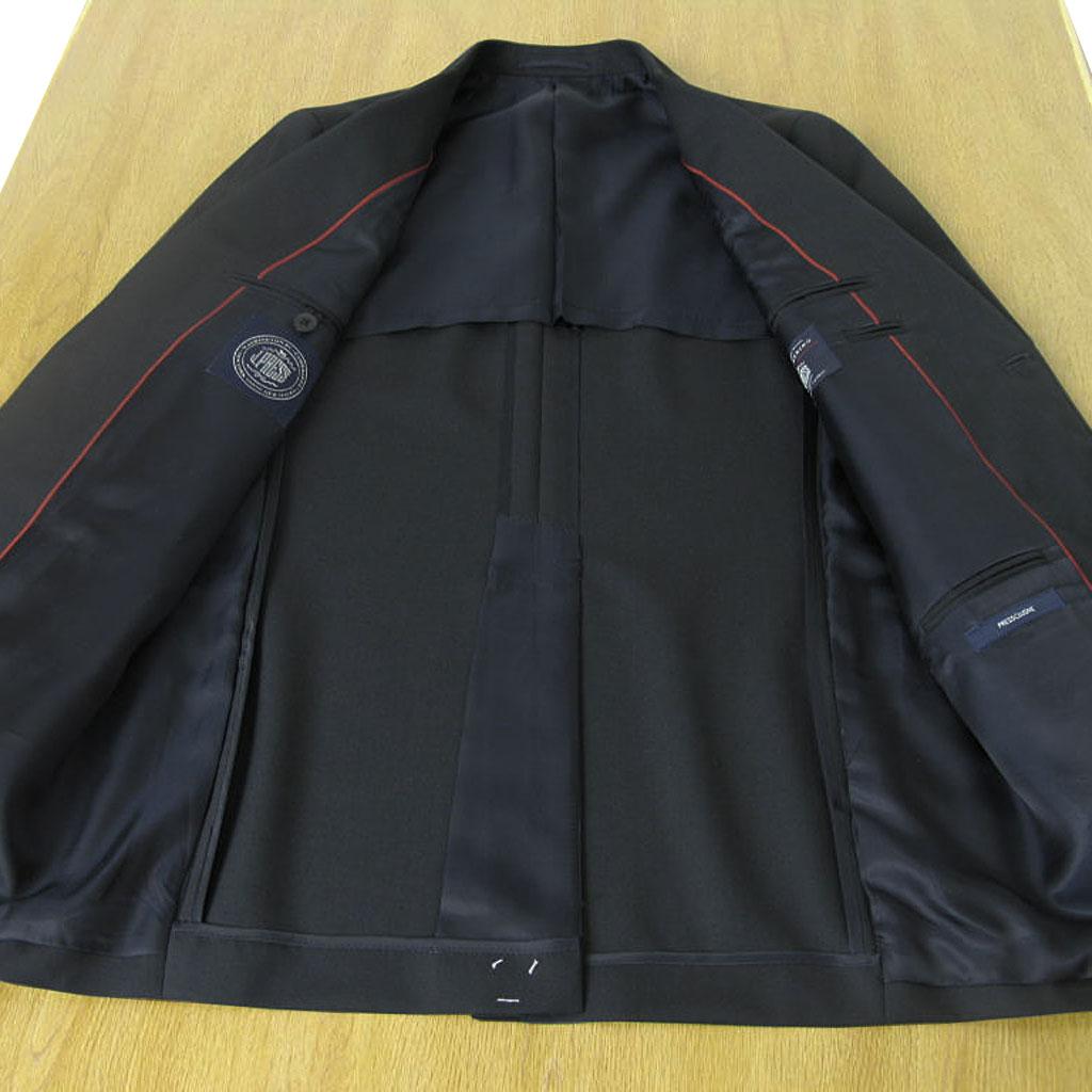 J.PRESS(ジェイプレス) 紺ブレザー トラッド 新1型 NEW AUTHENTIC MODEL メンズ 春夏 ジャケット トロピカル ネイビー A5 A6 A7 AB4 AB5 AB6 AB7