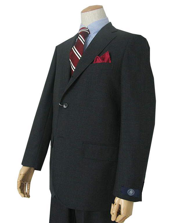 【パターンメイド】J.PRESS(ジェイプレス) スーツ メンズ 春夏 3つボタン チャコールグレー 無地 A4 A5 A6 A7 A8 AB3 AB4 AB5 AB6 AB7 AB8 B4 B5 B6 B7 B8 BE5 BE6 BE7