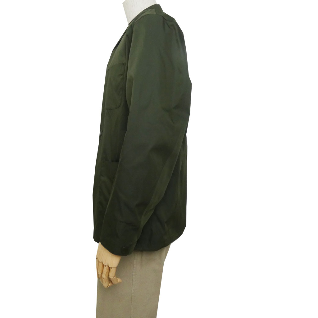 J.PRESS(ジェイプレス) パックオフィサージャケット ダークグリーン系 065 L