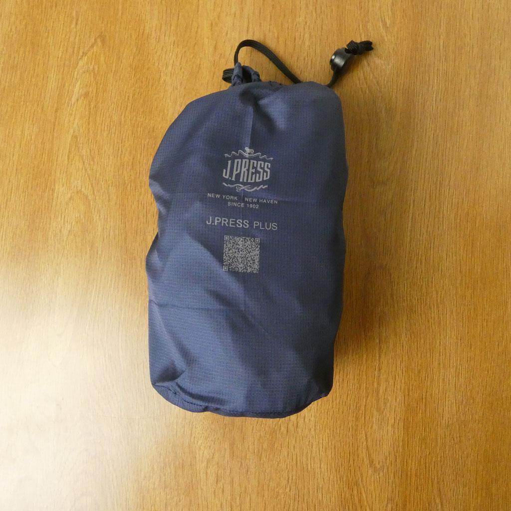 J.PRESS(ジェイプレス) パックオフィサージャケット ネイビー 1075 L