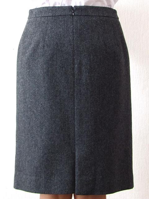 レディースOXFORD CLASSICの秋冬春ツイードスカート  7号 9号 11号