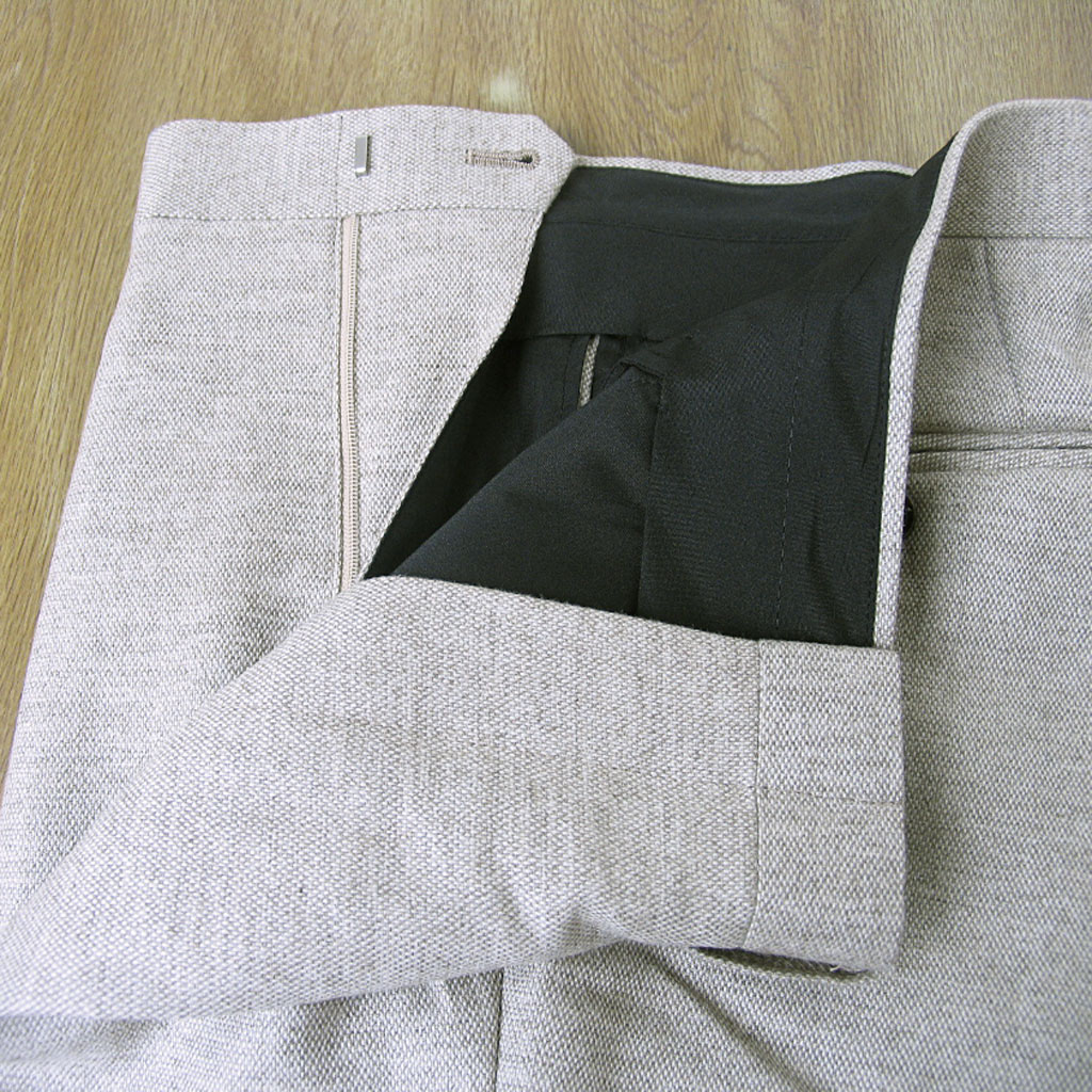 OXFORD CLASSIC 秋冬春 パンツ ベージュ系 9452   78cm  82cm 86cm