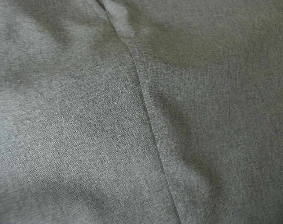 【セットアップ可】THEO DORE(セオドール) ウォッシャブルパンツ メンズ 春夏秋 ノータック スラックス ミディアムグレー 2215 78cm 80cm
