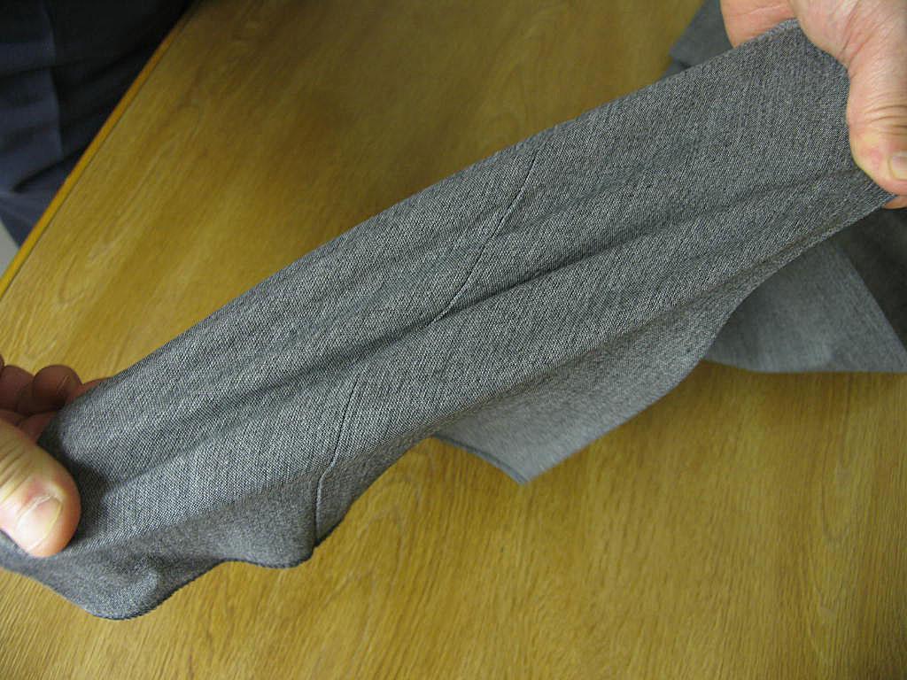 TheoDore(セオドール) ウォッシャブルパンツ メンズ 春夏 スラックス ノータック ミディアムグレー 7515 91cm