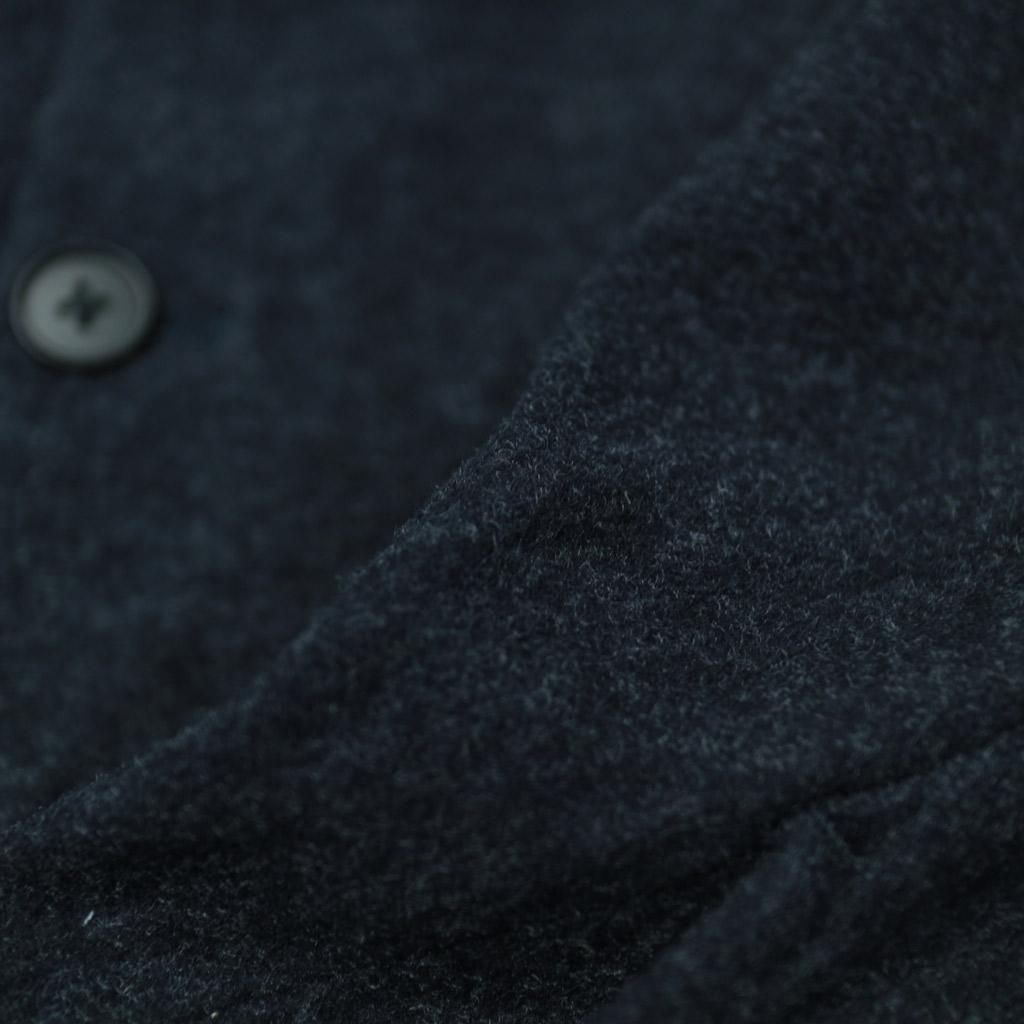 (ユナイテッドアローズ グリーンレーベル リラクシング) UNITED ARROWS green label relaxing 秋冬春 コットンイージーパンツ  ネイビー ノータック 【テーパード】【ストレッチ】 7950 XS S M