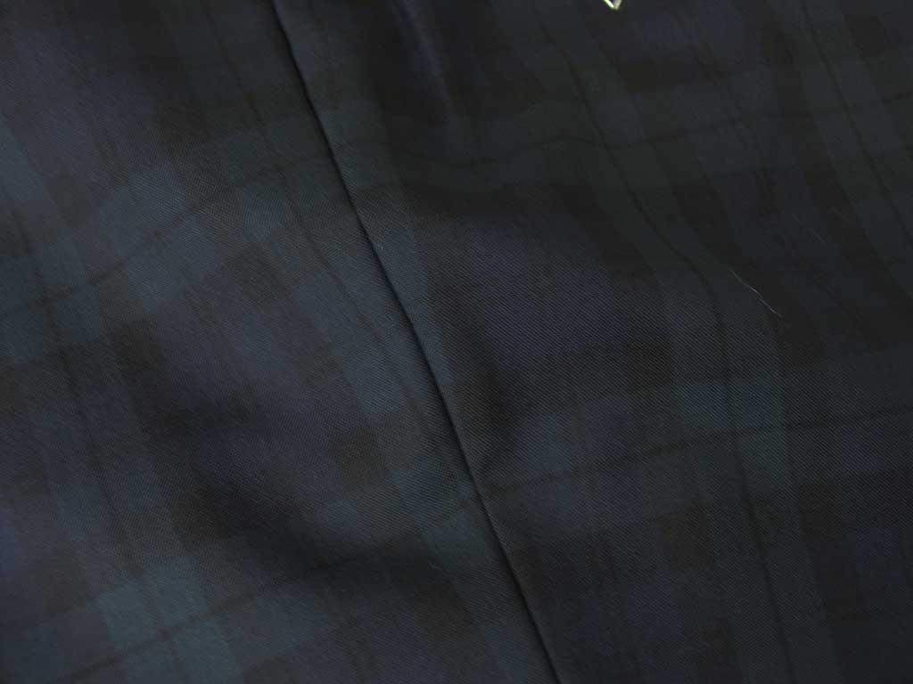 OXFORD CLASSIC PremiumLine(オックスフォードクラシックプレミアムライン) パンツ メンズ 春夏秋 ノータック ブラックウォッチ 5909 76cm 78cm 80cm 82cm 84cm 86cm 90cm 92cm 94cm 98cm 100cm