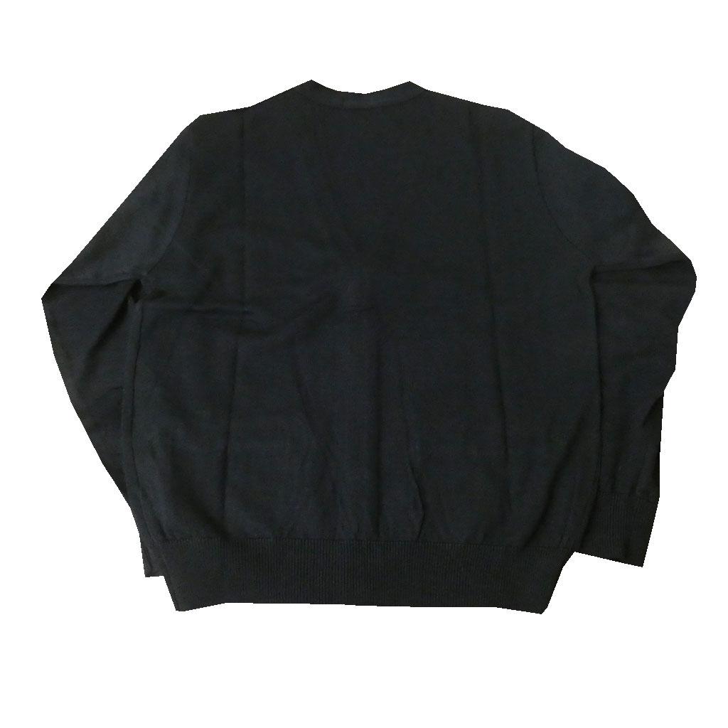 BON GIOVANE(ボンジョバネ) カーディガン メンズ 秋冬春 0415 ブラック L