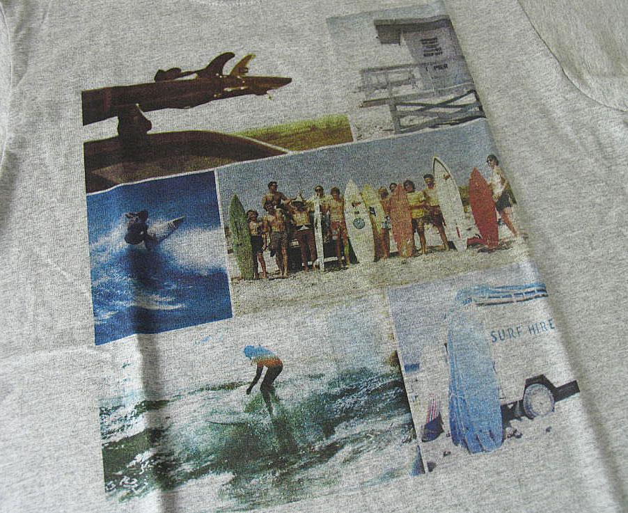 メンズ 半袖 Tシャツ グレー FRUIT OFTHE LOOM 9040   M