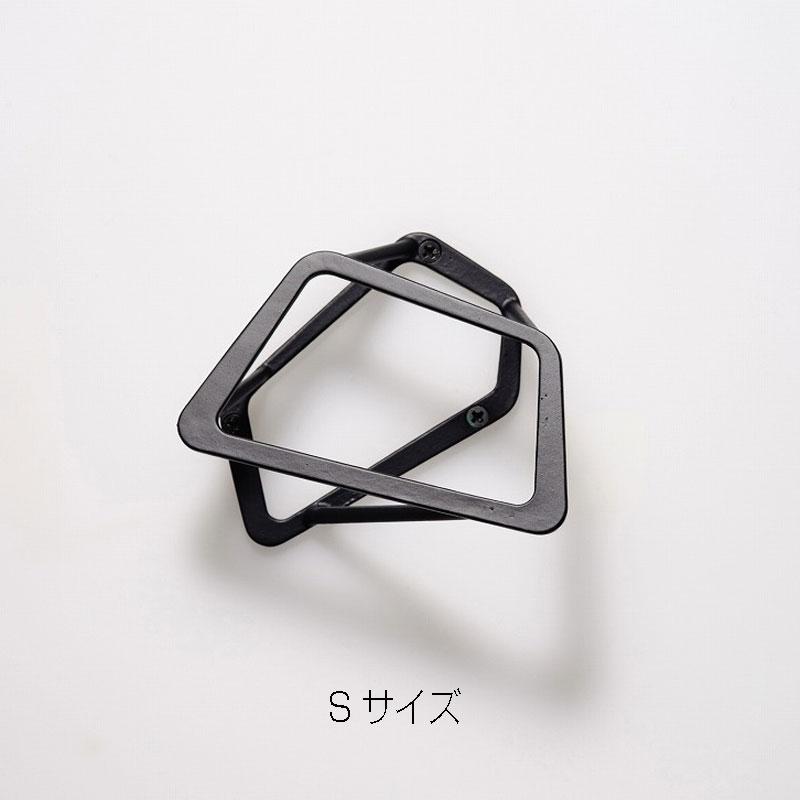 sprinkleコートフック M  ブラック 【アウトレット】