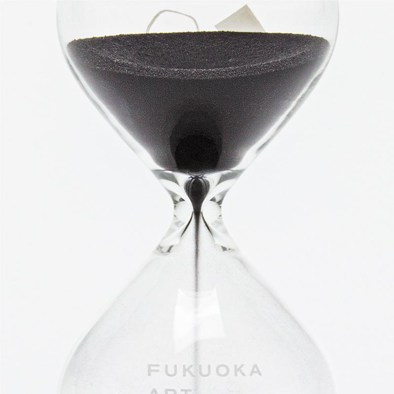 砂時計M クリアー(約5分)