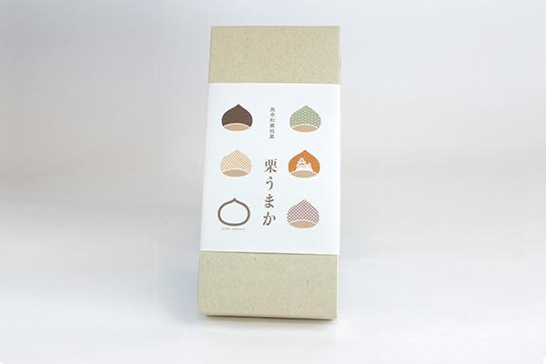 熊本和栗銘菓 栗うまか(5個入り)