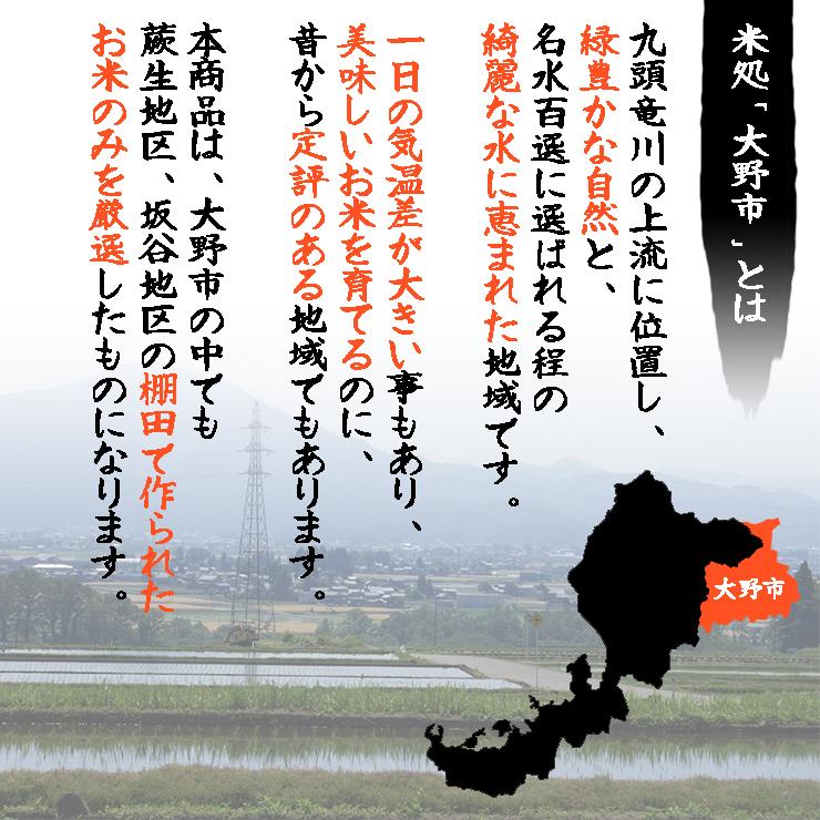ミルキークイーン 白米 10kg 福井県大野産