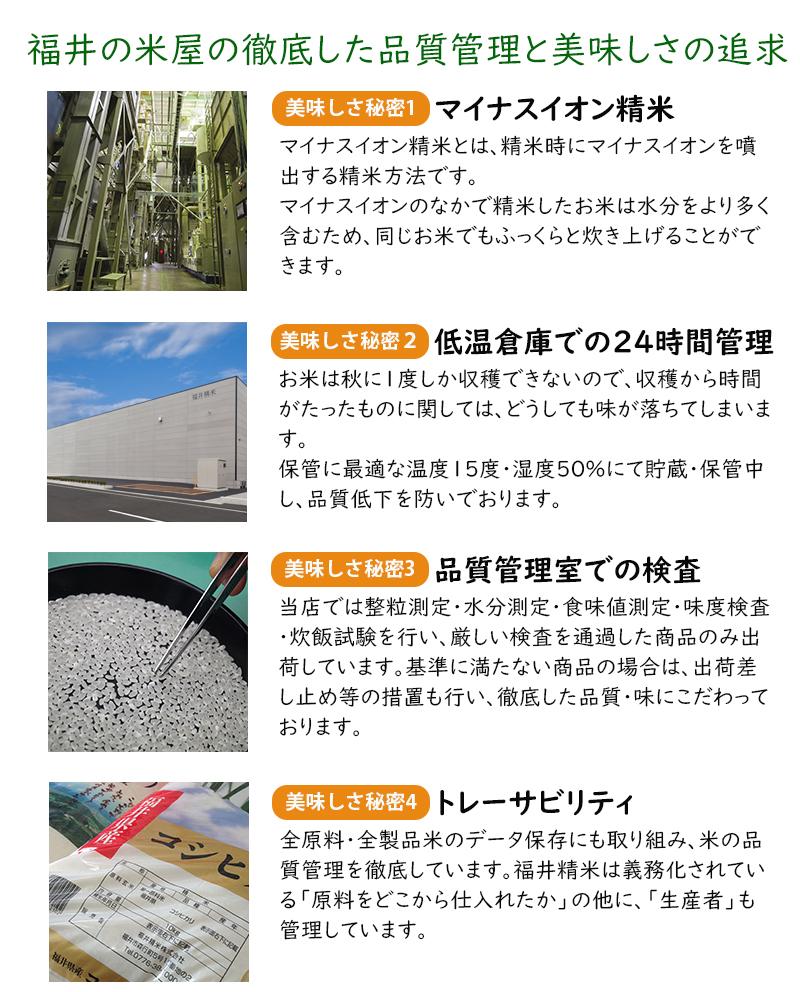 阿難祖コシヒカリ 白米 15kg(5kg×3) 福井県大野阿難祖産